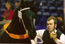 Dryske fan de Slachtedyk Algemeen kampioen Centrale keuring 2004, 2006 en 2007 eigenaar familie J. van der Wal te Bozum